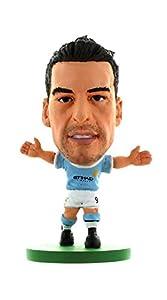 Soccerstarz - Figura con Cabeza móvil (Creative Toys Company 400160)