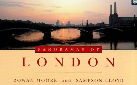 Panoramas of London by Rowan Moore (1997-07-14)