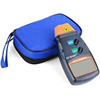 QUMOX Automatic Non-Contact Digital LCD Laser Photo Tachometer RPM Tester Speed Meter
