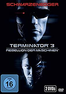 Terminator 3 - Rebellion der Maschinen S.E. [2 DVDs]