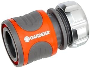 """Gardena 8166-20 Premium Schlauchstück, 13 mm (1/2"""") von Gardena"""
