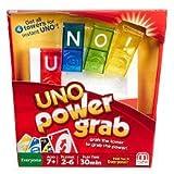 Mattel Uno Power Grab Game