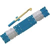 Ateam Métier à tisser Livré avec un crochet compatible avec tous les métiers à tisser Idéal pour la confection de bracelet