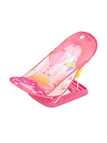 Mee Mee Anti-Skid Baby Bather (Bath Seat) Pink