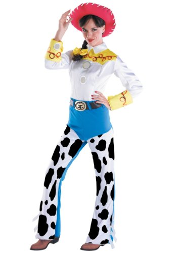 Disguise Adult Toy Story Jessie Fancy Dress Costume Medium
