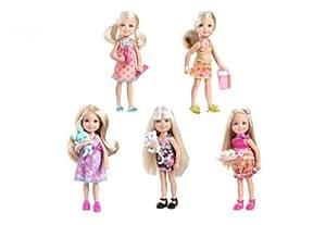 Barbie - V3283 - Poupée Mannequin - Chelsea -  Plage