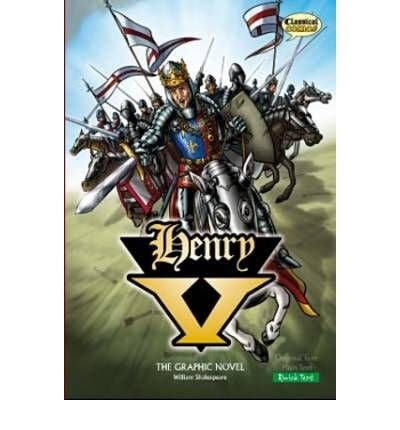 Henry V : the graphic novel