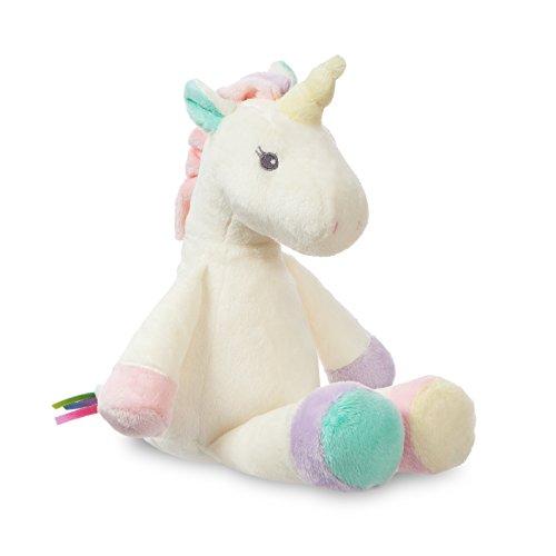 Aurora World Lil' Sparkle - Peluche de unicornio para bebé, 35,5 cm