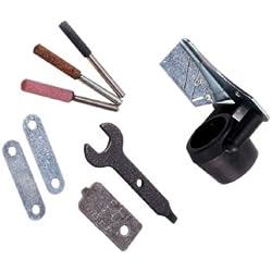 Dremel 26151453PA 1453 Affuteuse Chaine Tronçonneuse pour Outil Multifonction Rotatif