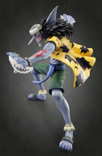 Megahouse One Piece P.O.P: Arlong Ex Model PVC Figure [Toy] (japan import) 5