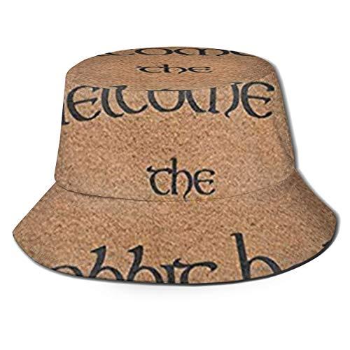 it Cotton Bucket Hats (Unisex) Sommermütze mit breiter Krempe im Freien | Wandern, Strand, Sport ()