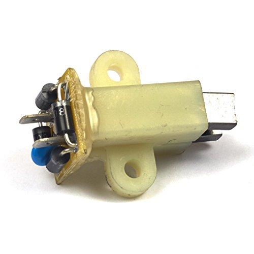 Briggs & Stratton 91825GS Gleichrichter und Bürstenhalter Montage