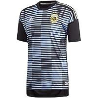 Adidas Argentina de Home Pre Match Camiseta, Todo el año, Hombre, Color Clblue