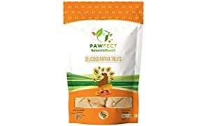 Pawfect Treats Delicious Papaya Treats - Natural Fruit Freeze Dried Dog Treats