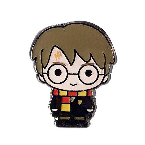 Harry Potter Pin Chibi 2x1,6cm Schmuck (Pin-album)