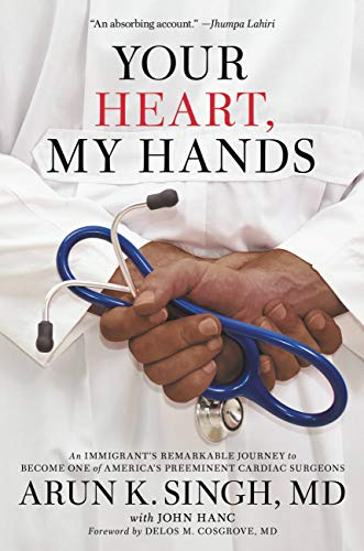 Your Heart, My Hands: An Immigrants Remarkable Journey to Become ...