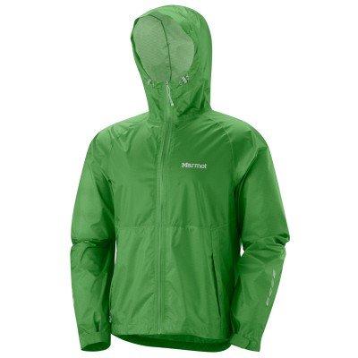 Marmot Herren Regenjacke Mica Jacket, Lime, L, R40110-470-5