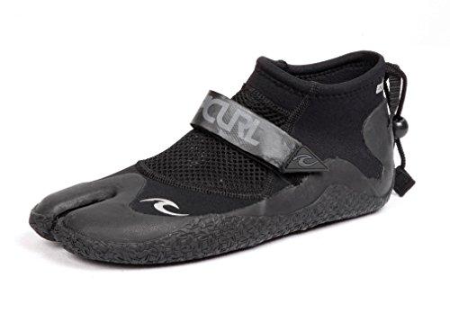 Rip Curl 1.5MM Dawn Patrol Reefer Low Split Toe Shoes WB00AT Boot/Shoe Size UK - UK Size 7 (Wetsuit Boots Toe Split)