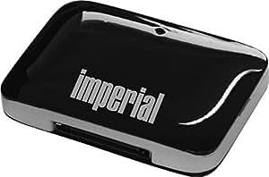 Imperial BAD 1 Bluetooth Audio Receiver für Apple Dock Stecker iPhone 3/4/iPad schwarz