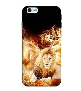 EagleHawk Designer 3D Printed Back Cover for Apple iPhone 6S - D1056 :: Perfect Fit Designer Hard Case