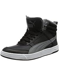 Puma Unisex-Kinder Rebound Street V2 Fur Jr Sneaker