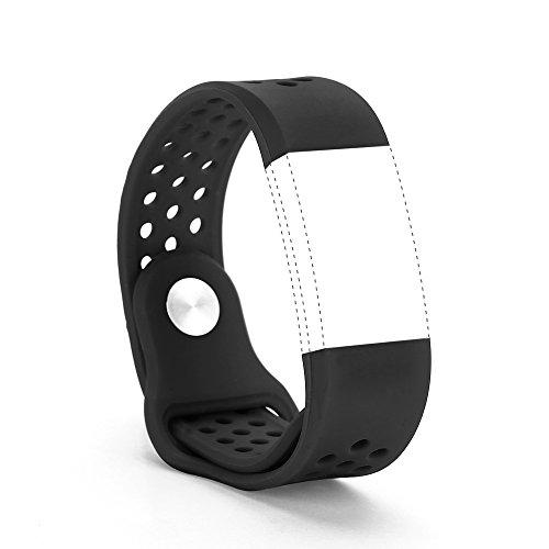 hanlesi-fitbit-charge-2-correa-gel-de-silice-suave-silicona-suave-adjustable-fashion-reemplazo-banda