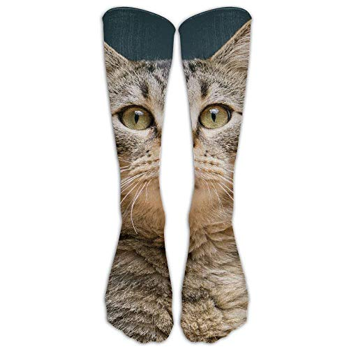 it Face Animal Athletic Tube Stockings Women's Men's Classics Knee High Socks Sport Long Sock One Size ()