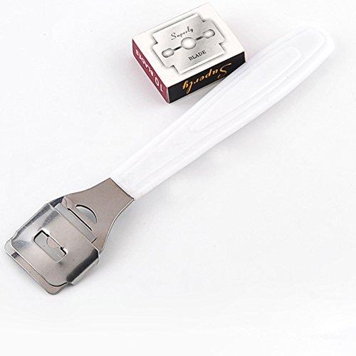 Vycloud(TM) Nuova cura del piede della macchina pedicure dure callose pelle della taglierina della cuticola (Piede Cuticola Rimozione)