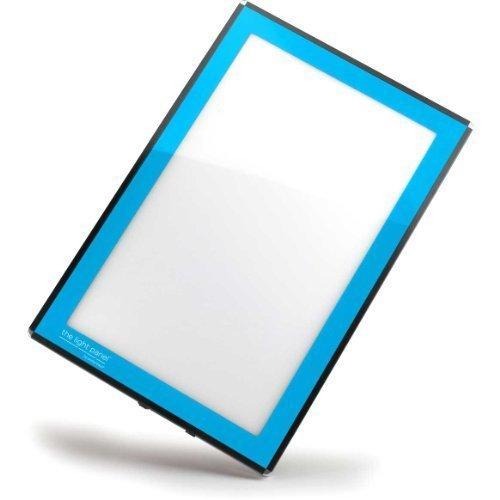 Porta-Trace LED Light Panel, Blue Frame, 11-by-18-Inch by Gagne Gagne Porta-trace Led