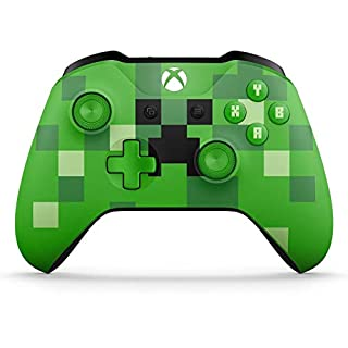 Xbox Wireless Controller, Minecraft Grün, Limited Edition
