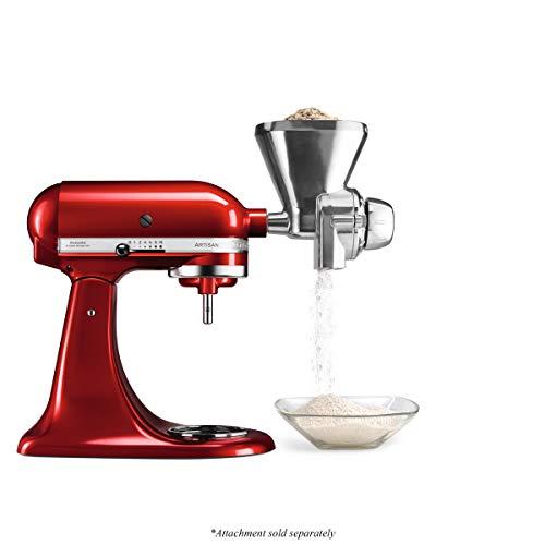 Kitchenaid 5KGM Macina Cereali, Accessorio per Robot da Cucina KitchenAid