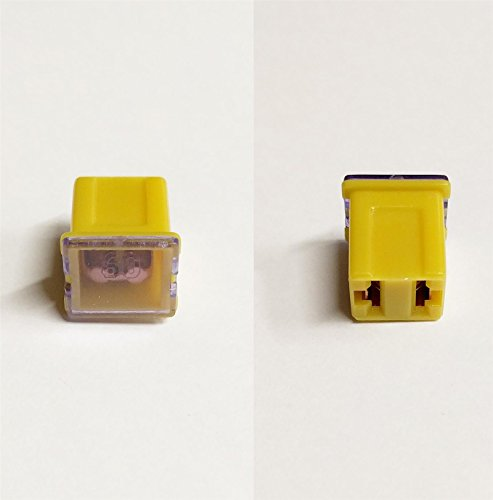 J Case Type Female Fuse 60 Amp Jcase Cartridge Low Profile Car Auto Cable Fuse - 60a Cartridge Fuse