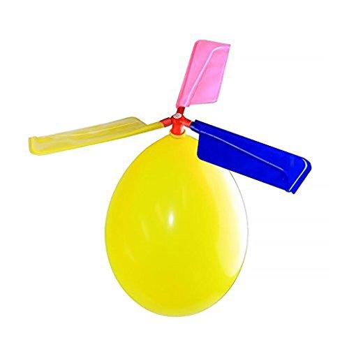 MagiDeal Jeu Classique Ballon Hélicoptère Cadeau Enfants Jouets en Plein Air