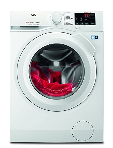 AEG L6FB54470 Waschmaschine / 7,0 kg / Leise / Mengenautomatik / Nachlegefunktion / Kindersicherung / Schontrommel…