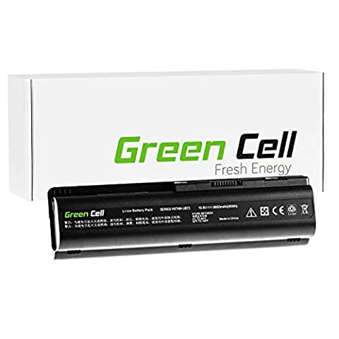 Green Cell® Extended Series Battery for HP Pavilion DV4-1210EA (12