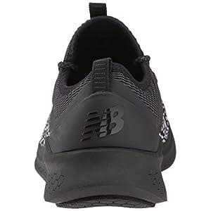 New Balance Fresh Foam Lazr Sport, Zapatillas de Running para Hombre, Gris (Grey/Black), 43 EU