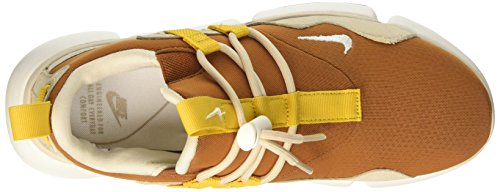 Nike Nikelab Pocketknife, Chaussures de Gymnastique Homme Beige (Tawnysailmineral Goldoatmeal)