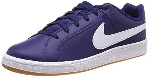 Nike Court Royale, Scarpe da Fitness Uomo, Multicolore (Blue Void/White/Gum Light Brown 403), 43 EU