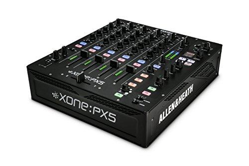 Allen & Heath Xone PX5- DJ profesional 4+ 1