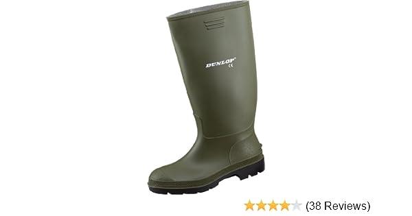 Gerade Dunlop Pricemastor Gummistiefel Arbeitsstiefel Boots Stiefel Schwarz Gr.41 Business & Industrie