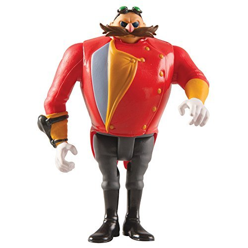 Sonic the Hedgehog 3-Inch Sonic Boom Eggman Articulated Figure by Sonic The Hedgehog