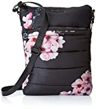 Desigual Bols_fluff Ghana, Women's Cross-Body Bag, Black (Negro), 3x29x22.3 cm (B x H T)