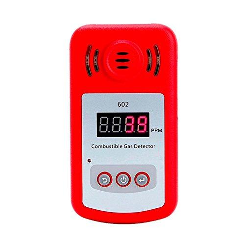Umiwe Erdgas Melder  im Test