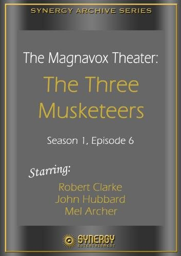 the-magnavox-theater-the-three-musketeers-1950