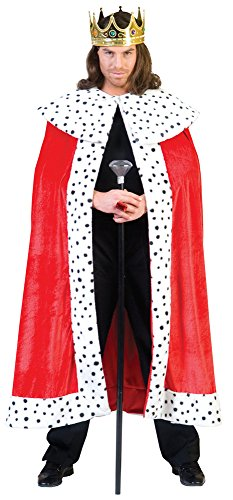 Für King Arthur Kinder Kostüm (Umhang des Königs