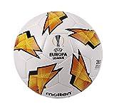 MOLTEN Replica de la UEFA Europa League-2810 - Balón de fútbol Oficial, Color Naranja,...