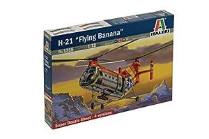 Italeri - Juguete de aeromodelismo escala 1:72 (I1315) Importado