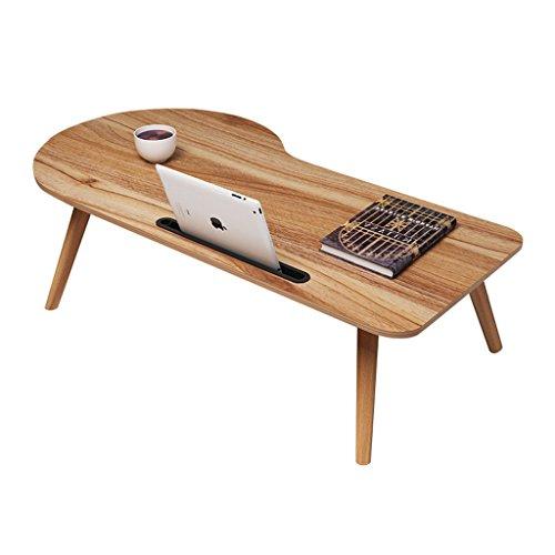 GAOYANG Verstellbarer Laptop-Bettständer,Tragbarer Tisch Auf Dem Bett Sitzen, Studiertisch, Einfaches Falten, Mini-Schreibtisch, Desktop, Fauler Schlafzimmertisch,Nachttisch,Falte Einen Kleinen Tisch -