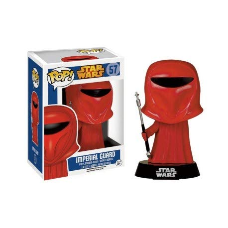 Funko 019148 Pop Star Wars Imperial Guard 57 Vinyl Bobble-Head Figure, 10 cm