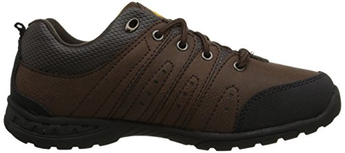 Columbia Youth Adventurer, Chaussures de Randonnée Basses Mixte Enfant Marron (mud 255)